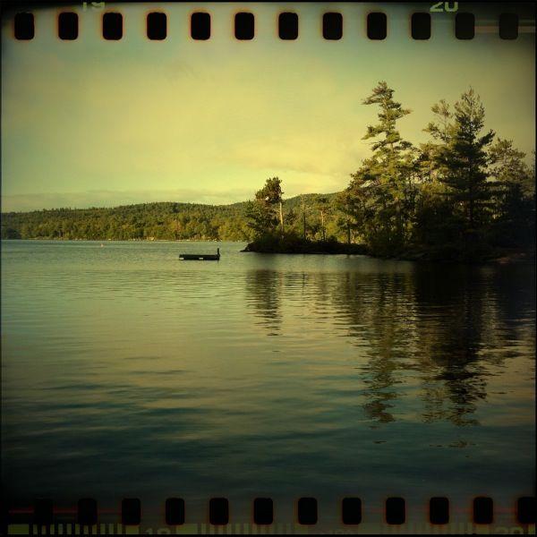 Am lake