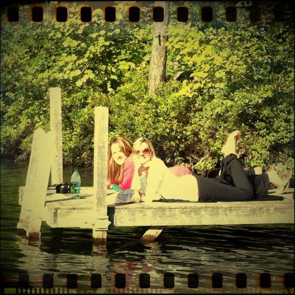 M2 on dock