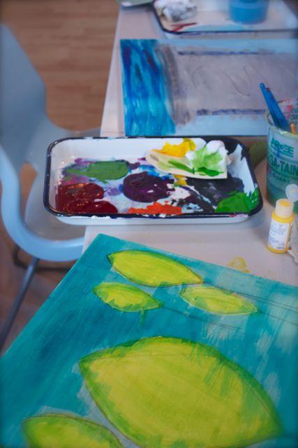 Chrylhil paints