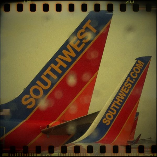 Southwest outbound