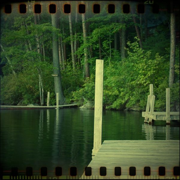 Green dock