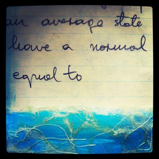 Equal to