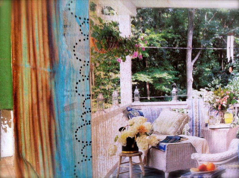 My next home porch