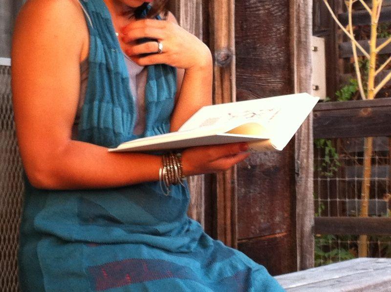 Maya reading
